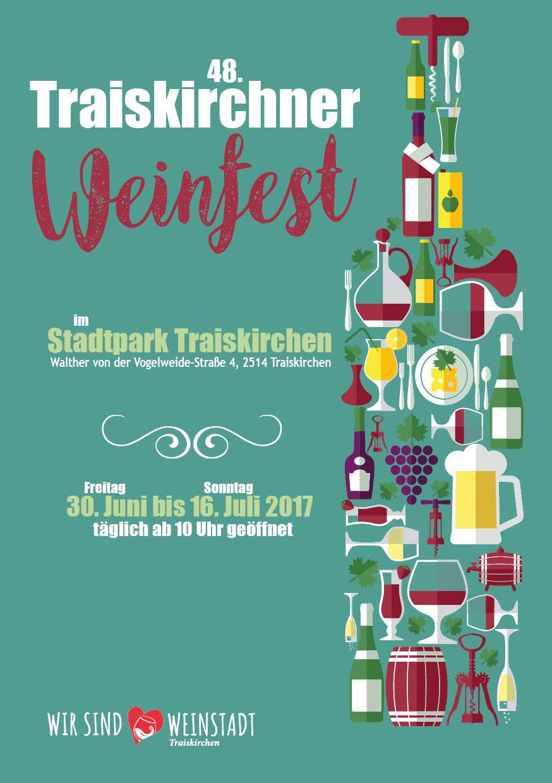 Weinfest Traiskirchen 2017