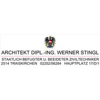 Architekt Werner Stingl