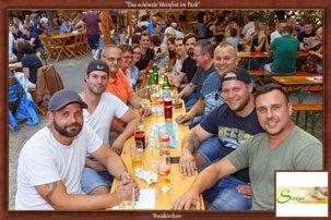 Weinfest in Traiskirchen, Niederösterreich